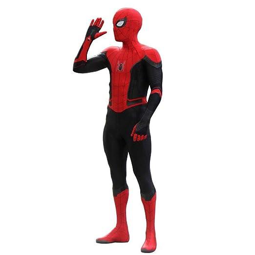 ASJUNQ Traje De Spiderman para Niños Traje De Cumpleaños De ...
