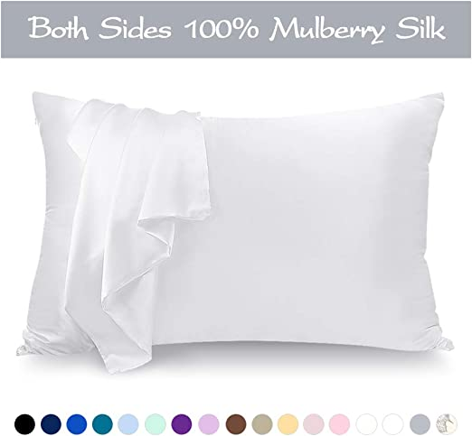Multi-colored Floral Pillow Cases Home Bedding Pillow Case Cover Pair Pack