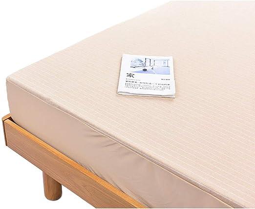 ZHAOK Protector de colchón/Cubre colchón Acolchado Impermeable y ...