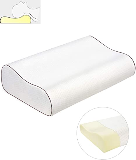 Amazon Com Lyh Memory Foam Pillow Neck Pillows For Side Sleepers