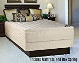 California King Bed Specs Continental Sleep Foam Encased Fully Assembled Eurotop 14
