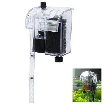 Filtro externo para limpieza acuario cascada Multi STRATTI Filtro Jeneca XP-06: Amazon.es: Productos para mascotas