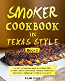 Smoker Cookbook in Texas Style
