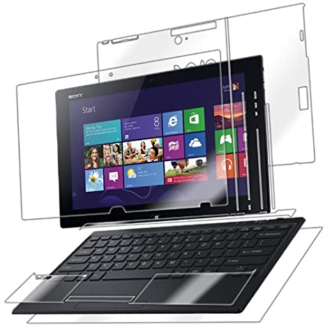 Amazon com: Sony Vaio Tap 11 Screen Protector, IQ Shield