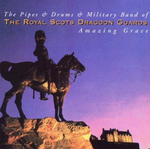 Royal Scots Dragoon Guards Amazing Grace CD Covers - photo#9