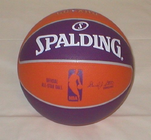 Official Spalding 2009 NBA All-Star Weekend Phoenix LIMITED Edition Basketball of 2009 by Spalding