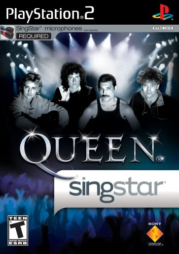 SingStar Queen - Stand Alone - PlayStation 2 ()