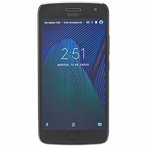 Moto G5 Plus (5th Generation) XT1681 Dual SIM GSM Factory Unlocked - 5.2