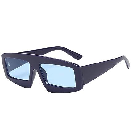 ZHRUI Gafas polarizadas Gafas de Sol para Hombres Mujeres Gafas de Seguridad Protección UV Claro para