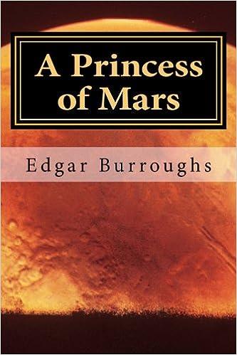 A Princess of Mars [EN] - Edgar Rice Burroughs