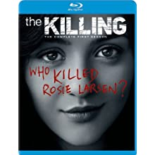The Killing: Season 1 [Blu-ray] (2012)