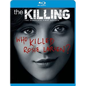 The Killing: Season 1 [Blu-ray] (2012)