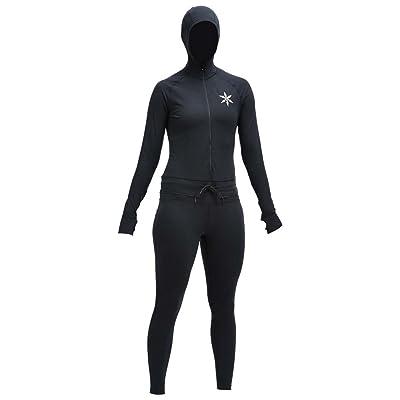 Airblaster Classic Ninja Suit Women's- Black SMALL