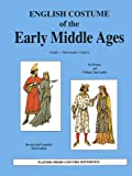 English Costume of the Early Middle Ages, Iris Brooke, 0887349455