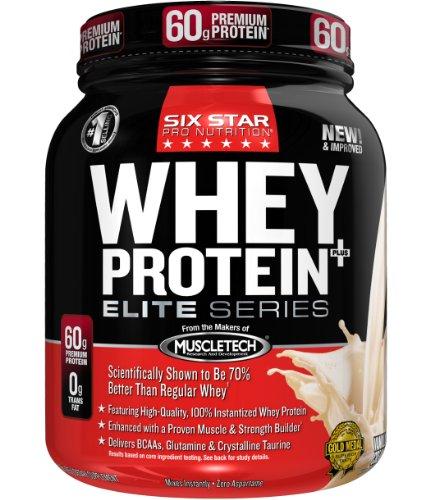 Six Star Pro Nutrition Strength Protein, Vanilla, 2-Pound
