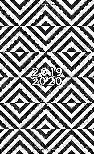 Amazon.com: 2019-2020: Two-Year Pocket Planner   Mini 4 x ...