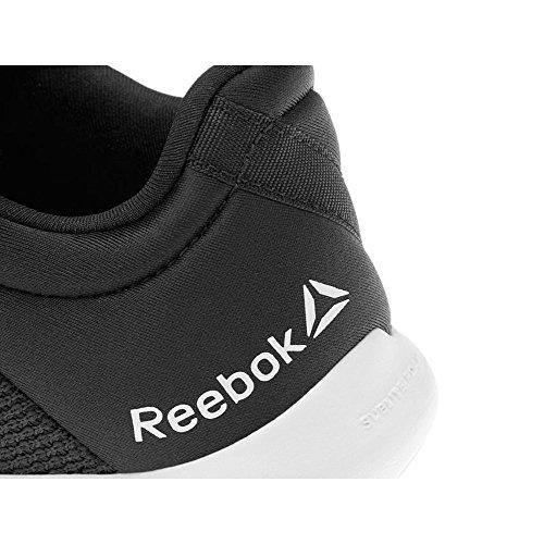 Mehrfarbig Weiß Fitnessschuhe Schwarz 000 Wht Studio Blk Damen Reebok Basics xYqwOPXS