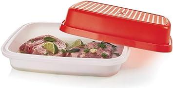 Tupperware Season-Serve Marinating Container