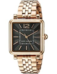 Marc Jacobs Womens Vic Gold-Tone Watch - MJ3516