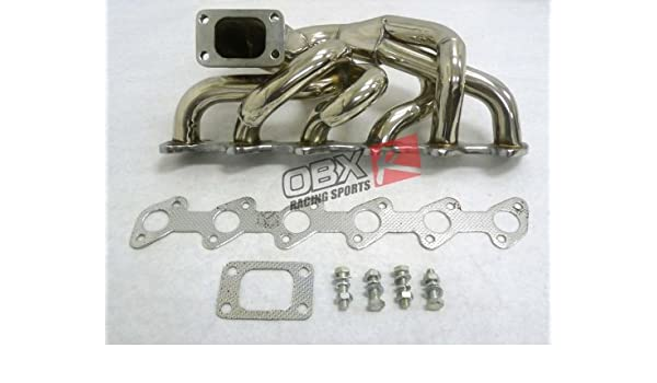 Obx sus Turbo Header Colector BMW E30, 325/328i (M20/B25 Engine): Amazon.es: Coche y moto