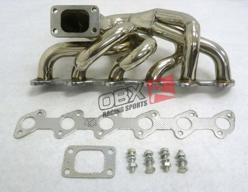 OBX SUS Turbo Header Manifold BMW E30 , 325/328i (M20/B25 Engine)