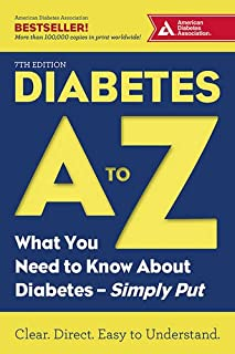 Book Cover: Diabetes A to Z: What You Need to Know about Diabetes—Simply Put