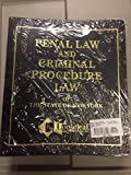 Penal Law and Criminal Procedure Law 9780930137519