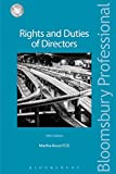 Rights and Duties of Directors, Martha Bruce, 1780434480