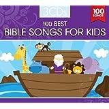 100 BEST BIBLE SONGS FOR KIDS (3 CD Set)