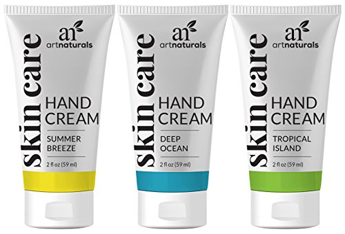 ArtNaturals Hand Cream Repair Set -  - Retains Moisture and