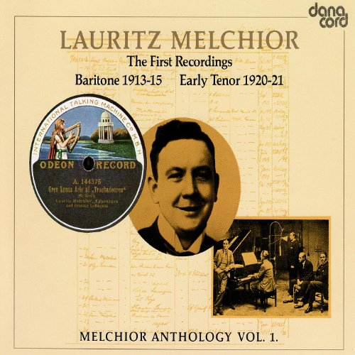 lauritz melchior anthology vol 1 by lauritz melchior on amazon music. Black Bedroom Furniture Sets. Home Design Ideas