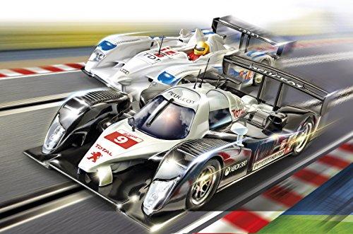 Scalextric-Original-Circuito-C1-GT-Racing-con-pistas-nuevas-digitalizables-A10111S500
