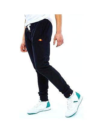 Ellesse Pantalon de Chandals Aro Jog - Algodón Hombre Talla: Large ...