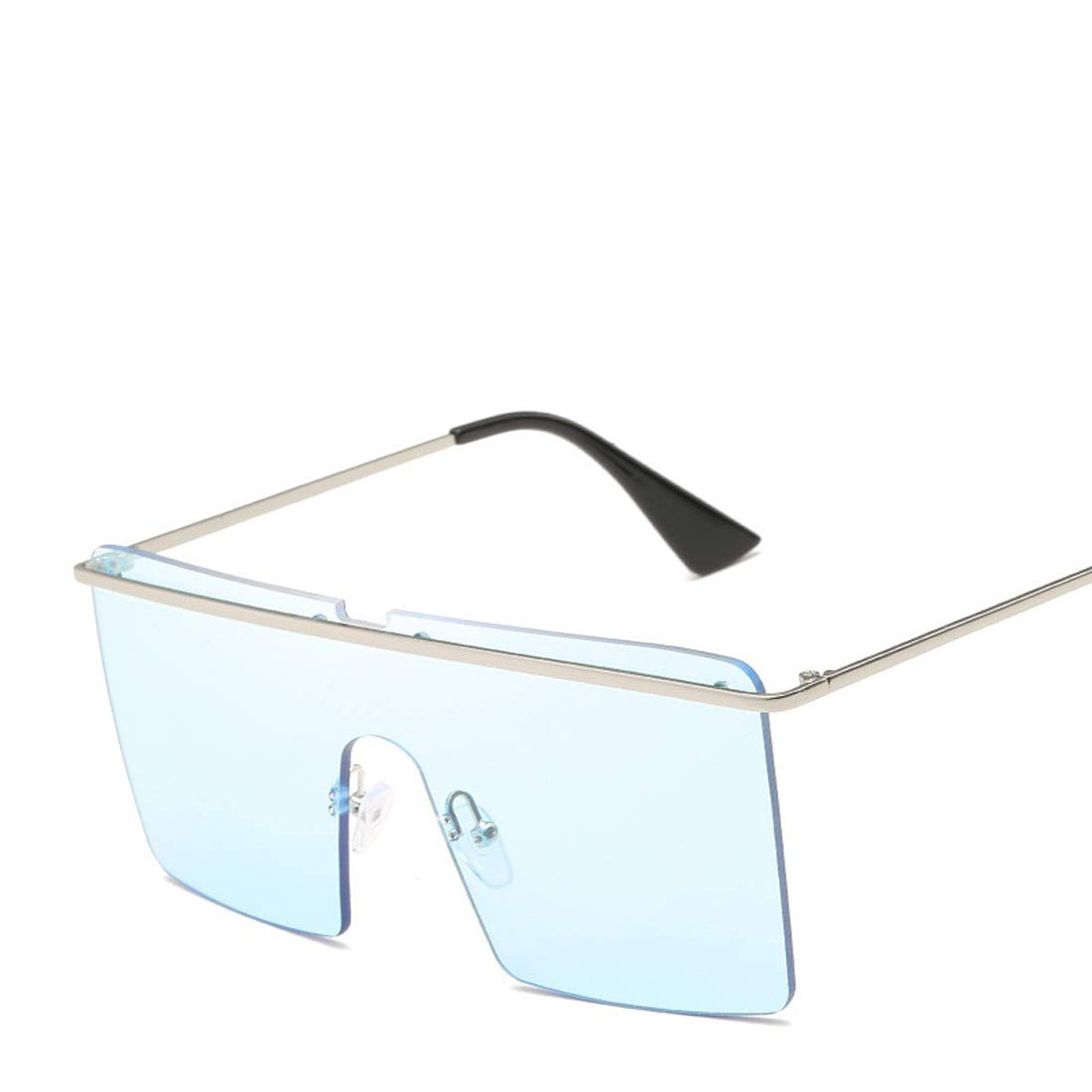 Wsunglass New fashions conjoined sunglasses high definition sunglasses sea fashion fashionable ladies and fash/_3
