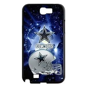 COOL NFL Dallas Cowboys Samsung Galaxy Note2 N7100 Case CoverHard American Football