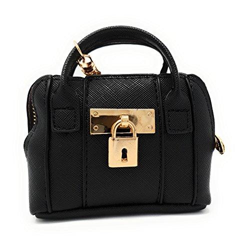 Etui Noir Mini malito T600 Accessoires Petite Porte Monnaie Femmes Sac Port Bourse xqF1FBU