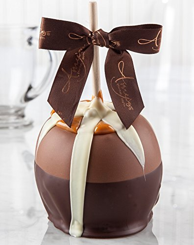 Caramel Chocolate Gourmet Apple - 5