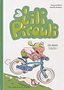 "Afficher ""Lili Pirouli n° 3 En avant toute !"""