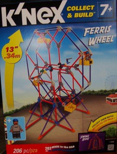 K'nex Micro Amusement Park Ferris Wheel 13