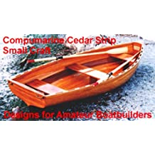 Catalog of Cedar Strip Boat Plans from Compumarine