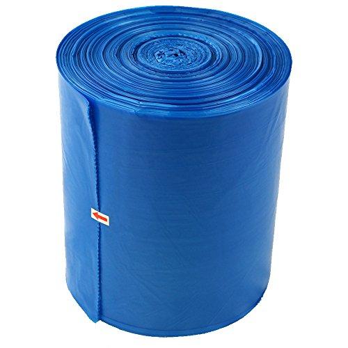 HOMMP 5 Gallon Trash Bags, 120 Counts A