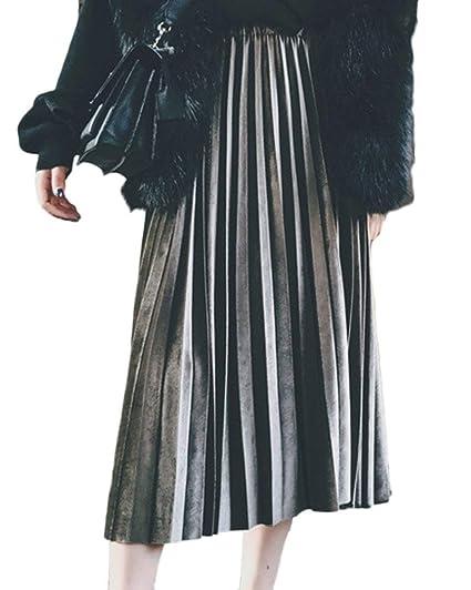 Faldas Damas Casual Moda De Verano Falda para Mujer Mode De Marca ...