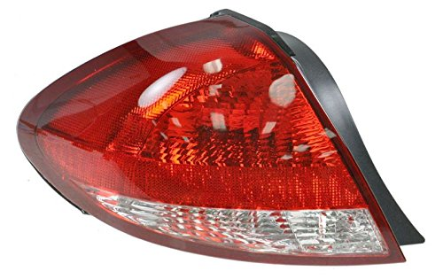 Taillight Taillamp Driver Side Left LH Rear Brake Light for 04-07 Taurus Sedan