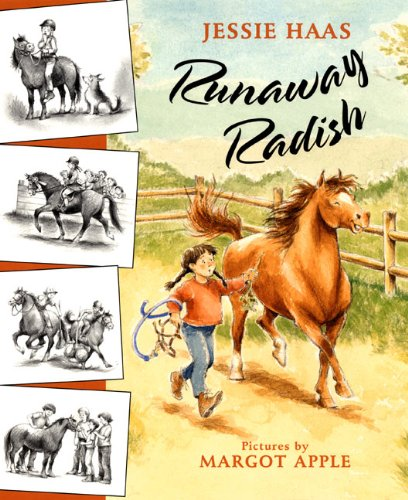 Runaway Radish by Brand: Greenwillow Books