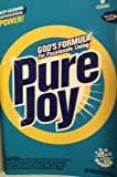 img - for Pure Joy: God's Formula for Passionate Living book / textbook / text book