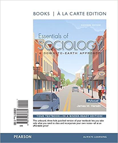 Amazon essentials of sociology books a la carte 11th isbn 13 978 0133803662 fandeluxe Image collections