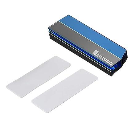 FlowerPEI - Radiador de disco duro sólido de aleación de aluminio ...