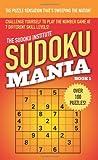 Sudoku Mania, Sudoku Institute Staff, 1416528601