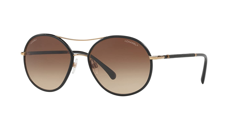 Chanel CH4228Q BLACK (C470S5) - Gafas de sol: Amazon.es ...