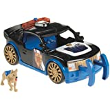 Fisher-Price Rescue Heroes Voice Comm Police Car